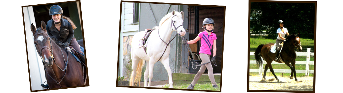 Horseback Riding Lessons in Northern NJ